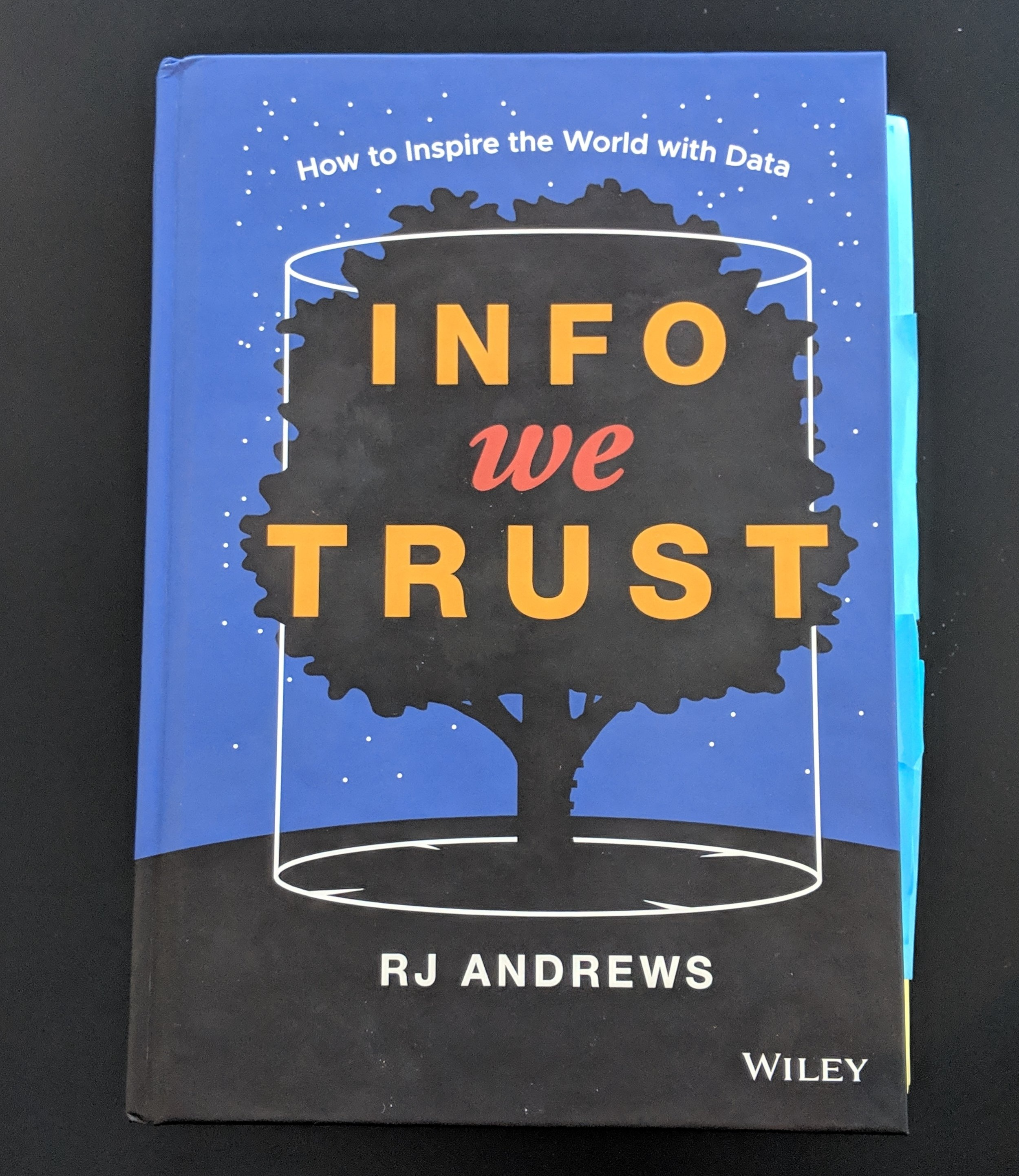 Info We Trust Cover
