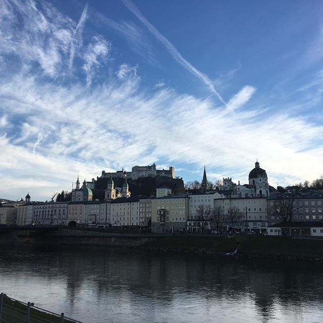 Beariggood view❤️ #salzburg #beautifuldestinations #bearigworld #beariggoodday