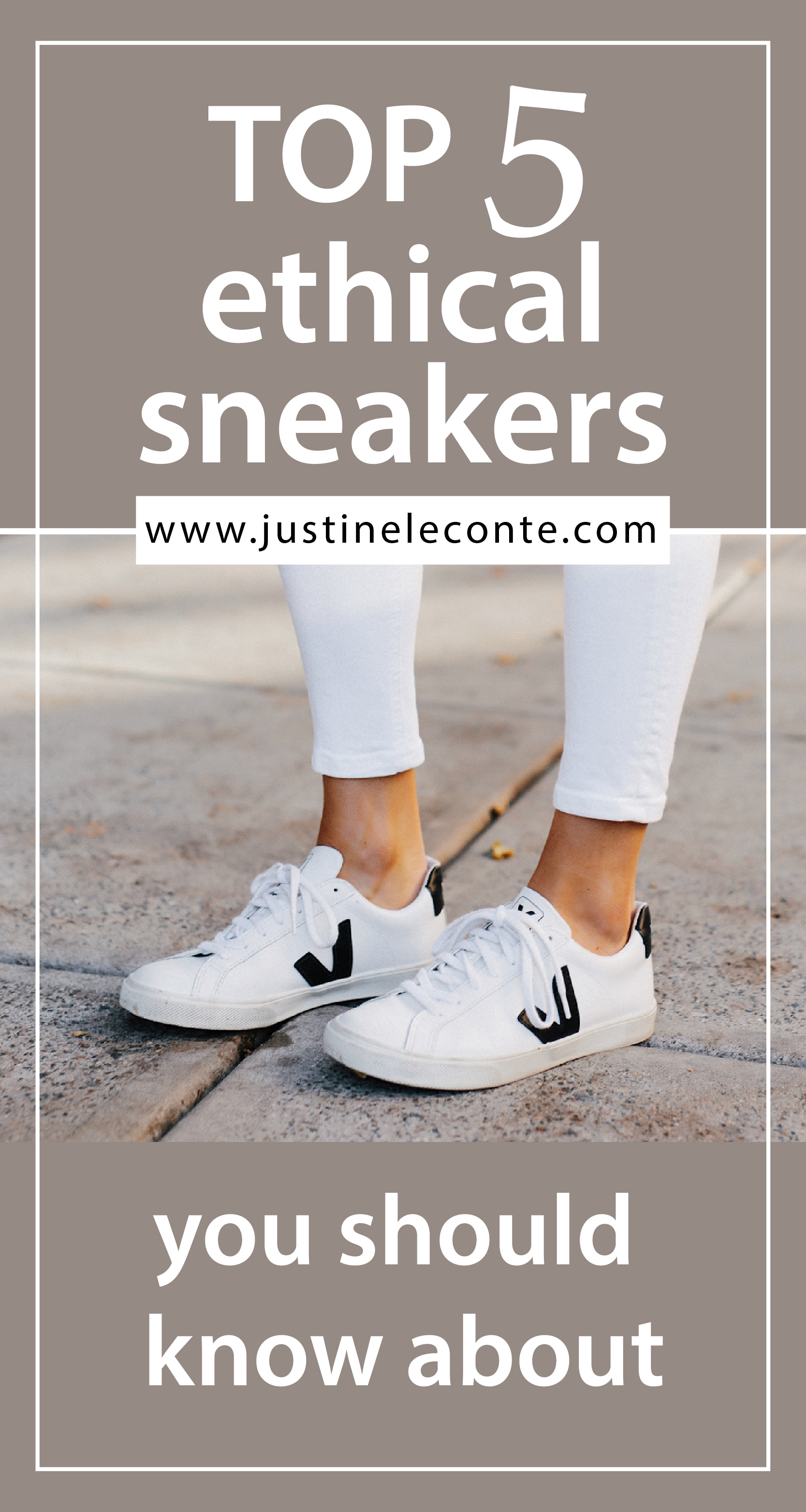 5 brands of ethical & sustainable sneakers you should know about