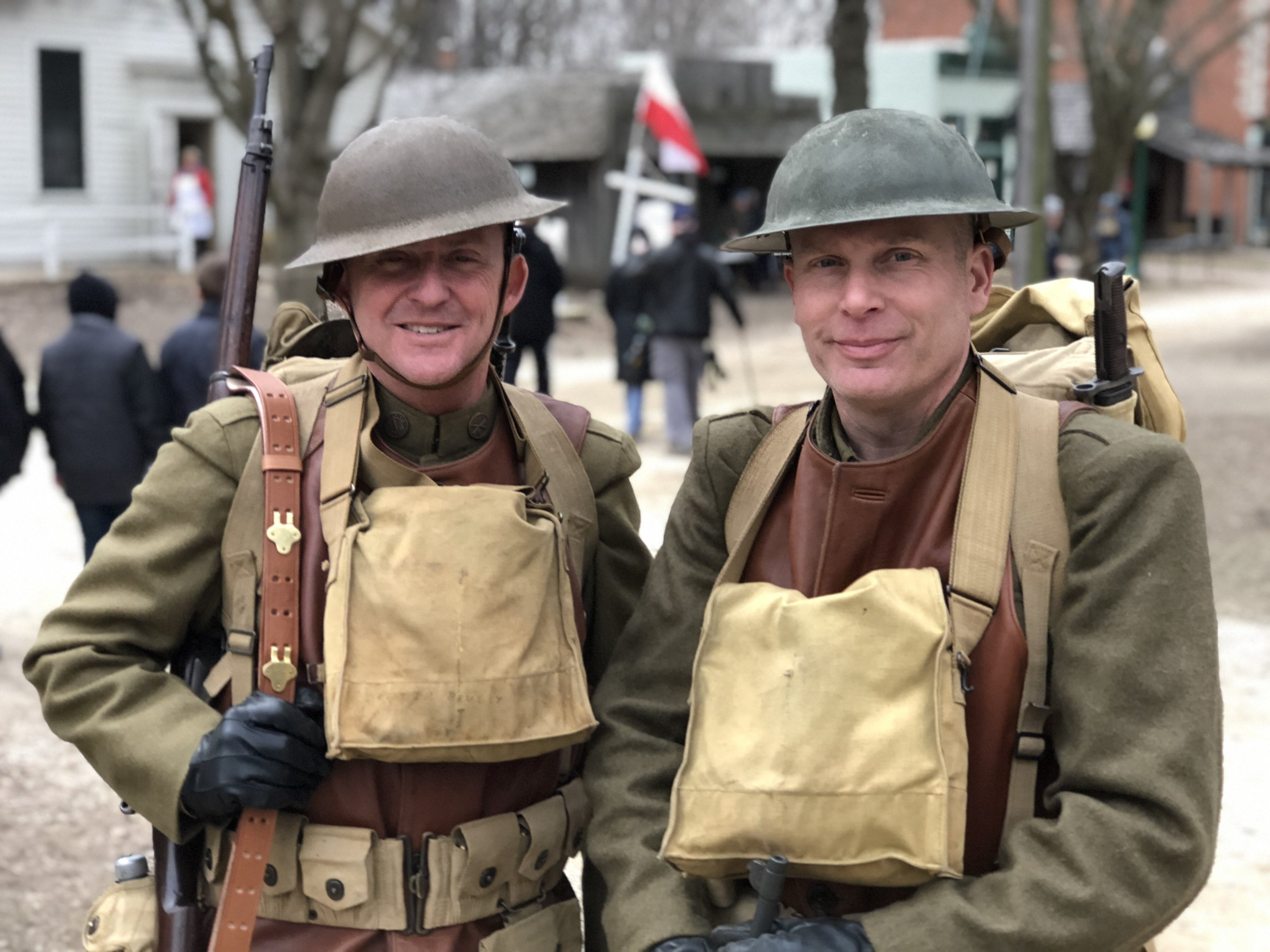 WWI Midway Village Museum, Rockford, Illinois