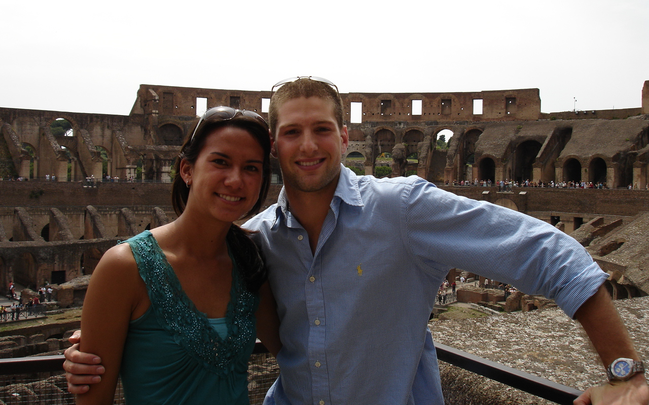 Rome 2006 // study abroad 10 years ago