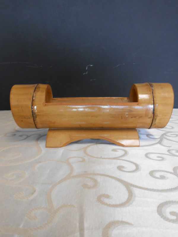 Bamboo trough