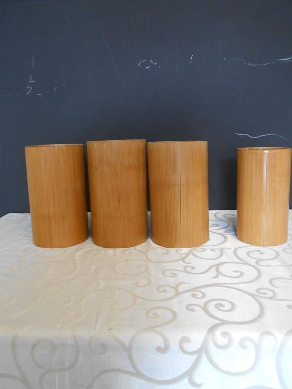 Bamboo cylinder