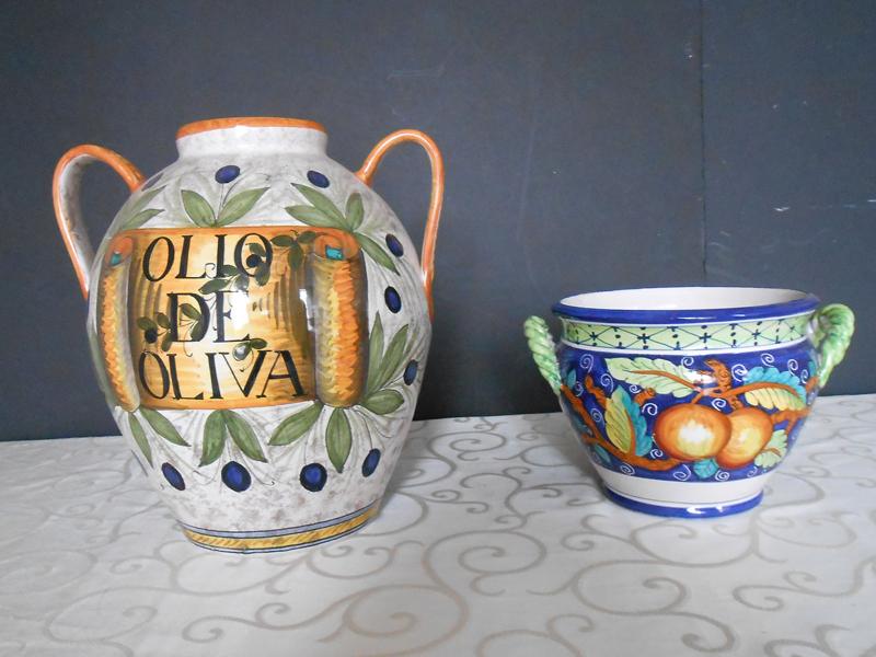 Italian ceramic