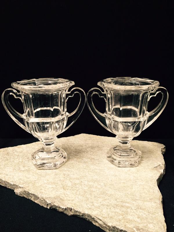 Crystal Trophy Cups