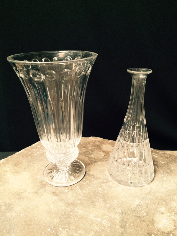 Traditional Crystal Vases