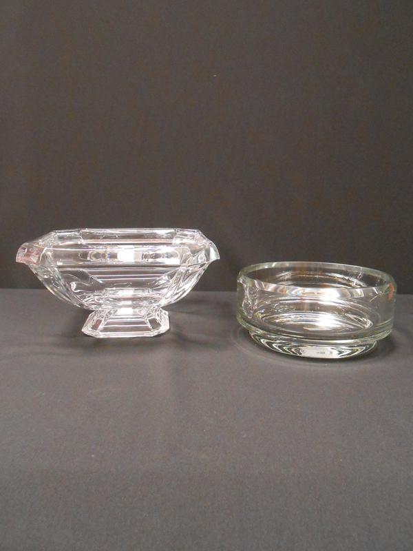 Contemporary Crystal Bowls