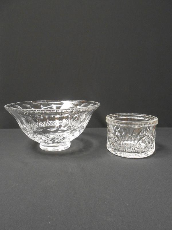 Cut Crystal Bowls