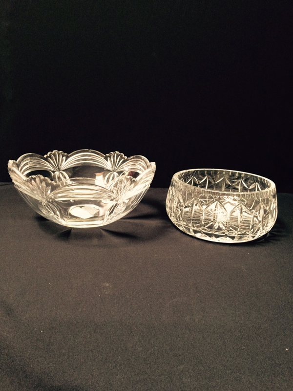Crystal Bowls
