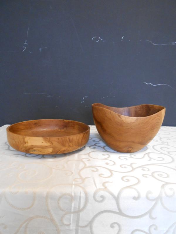 Teakwood bowl