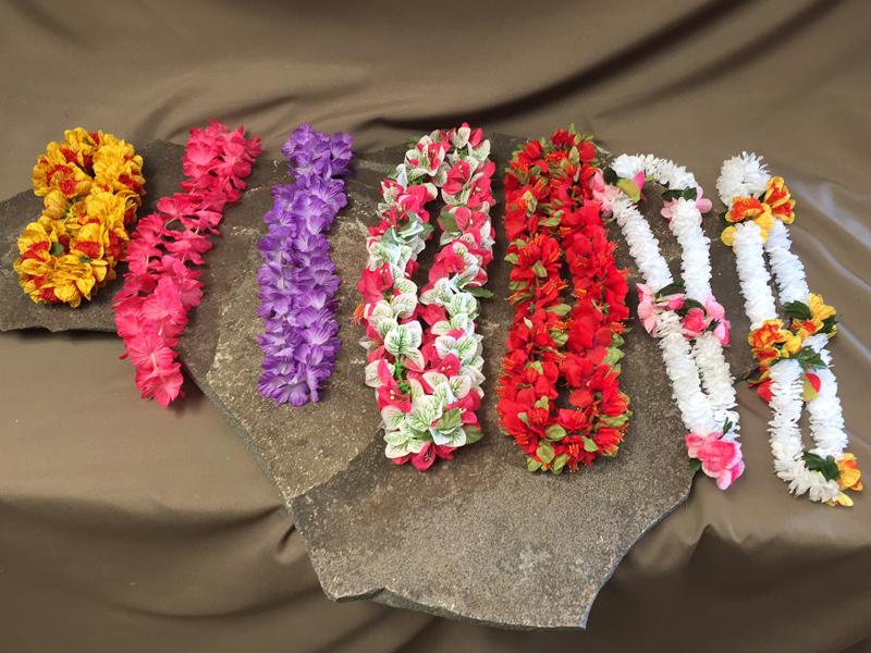 Hawaiian leis 1