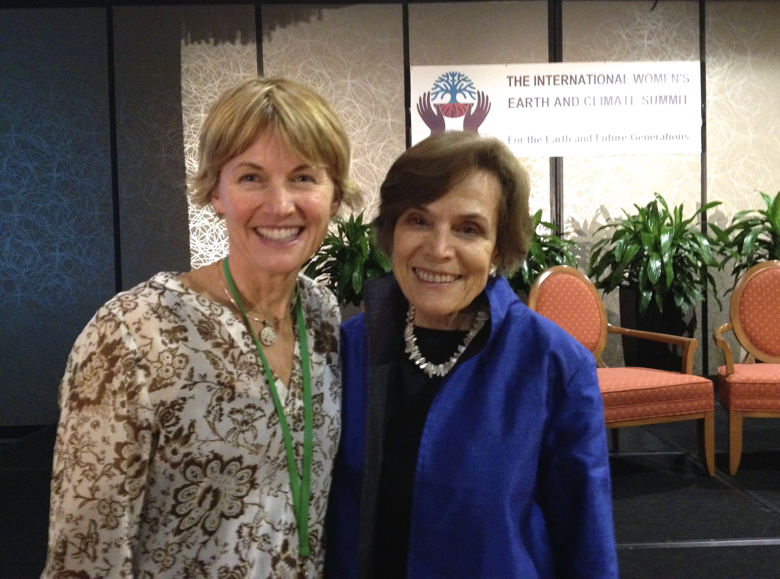 with Sylvia Earle