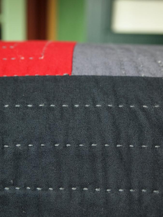 Stitching Details