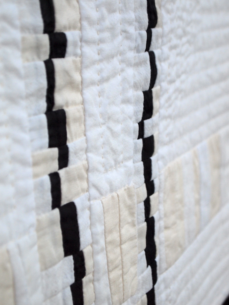 Quilt no. 018: piecing details