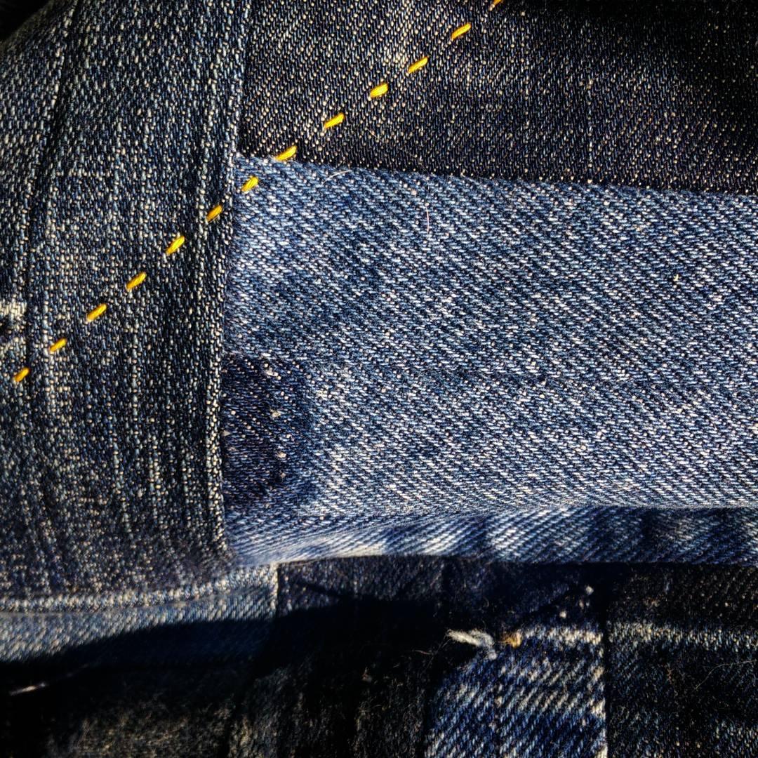 Single Stitch Line