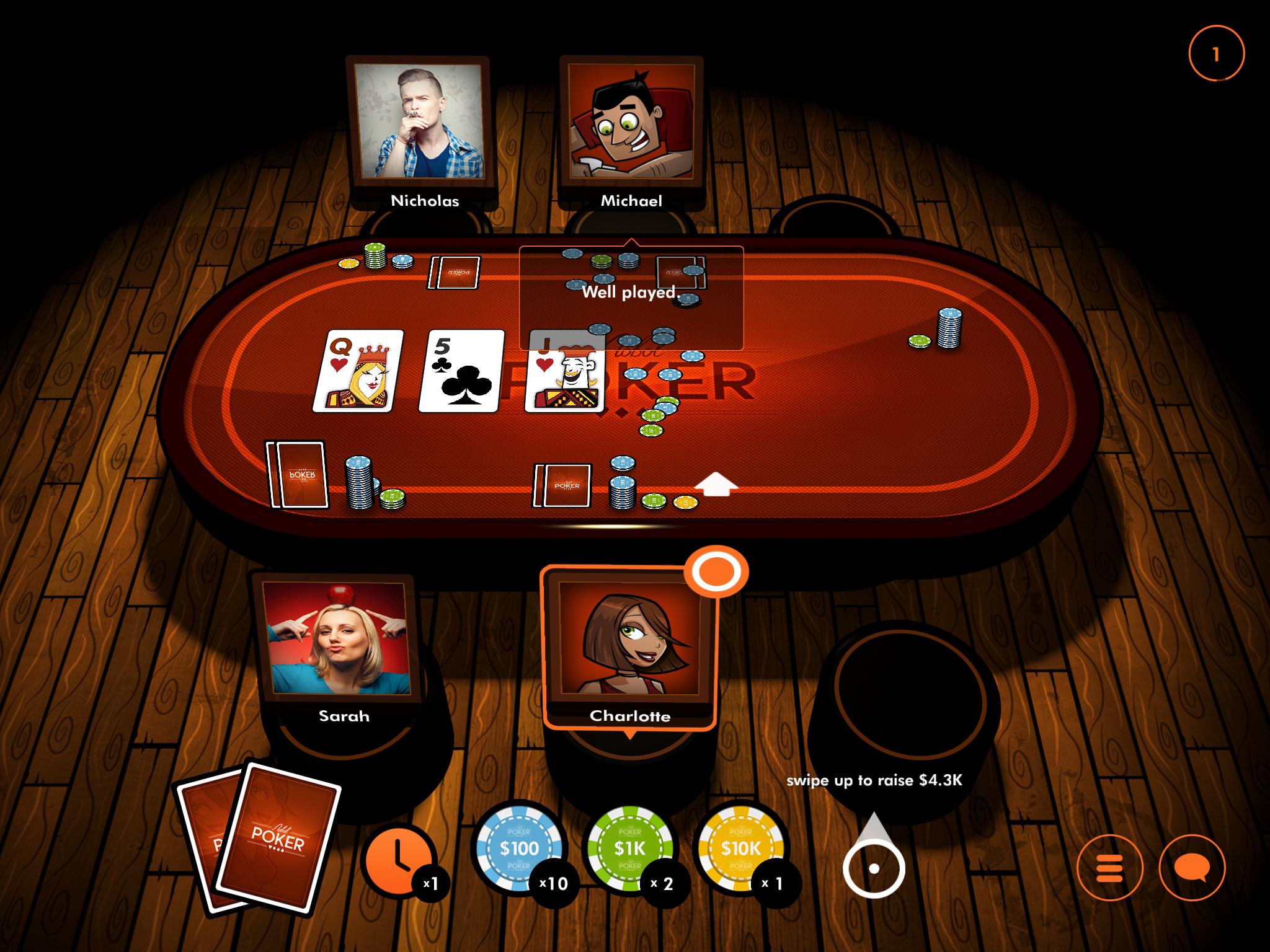 Покер онлайн с соперниками казино в солнечном берегу болгария