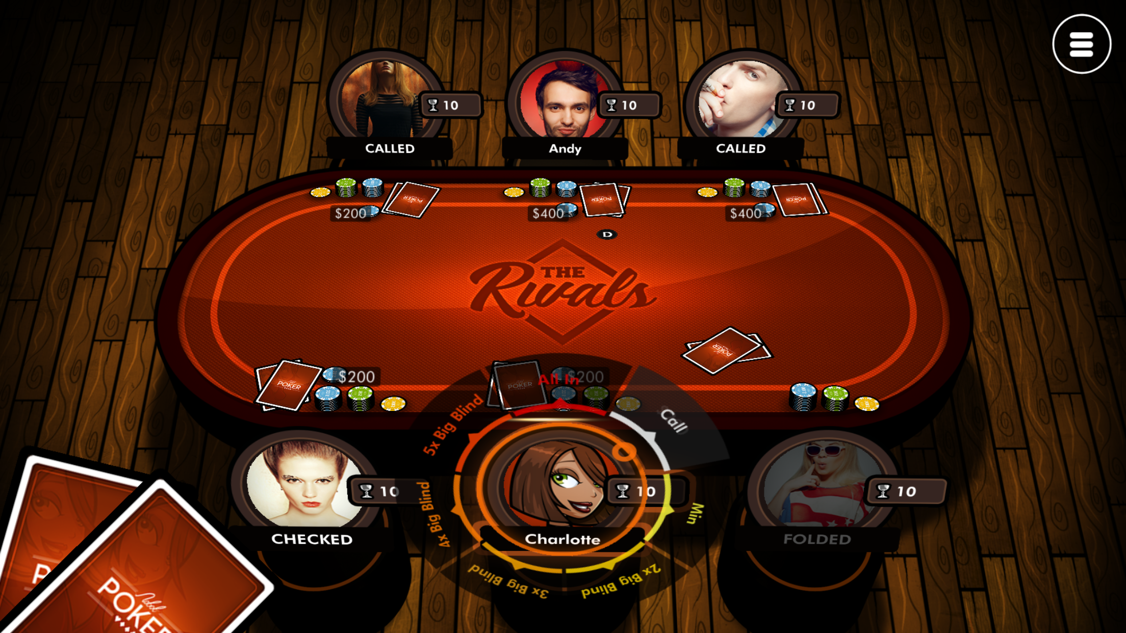 Copy of Realistic Poker Play