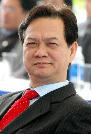 Nguyễn Tấn Dũng (nguồn internet)