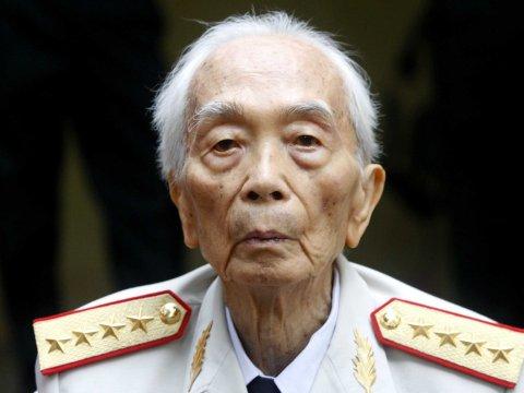 Cố Đại Tướng Việt Cộng Võ Nguyên Giáp - Business Insider