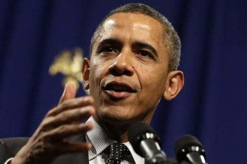 Tổng Thống Obama. Nguồn internet.