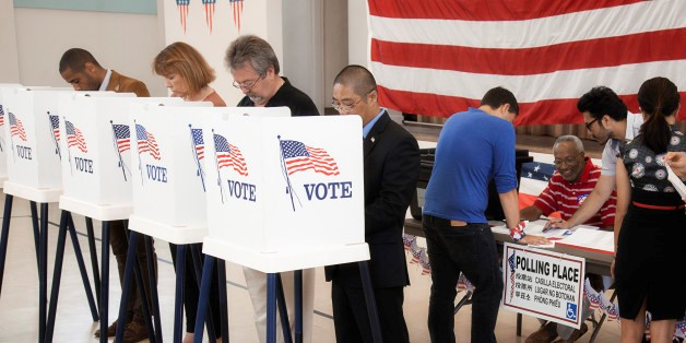 Bầu cử tại Hoa Kỳ. Nguồn internet.