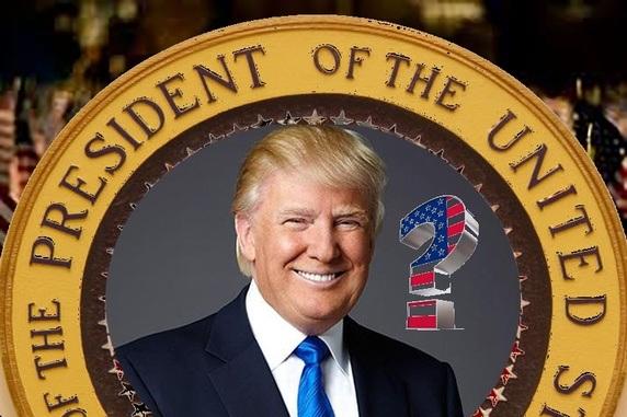 Donald Trump wins 2016 presidential election. Nguồn internet.