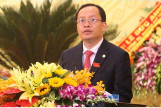Trịnh Văn Chiến, 56 tuổi, Ủy viên Trung ương Đảng, Bí thư Tỉnh ủy Thanh Hóa, Chủ tịch HĐND tỉnh nhiệm kỳ 2016 – 2021. Nguồn internet.