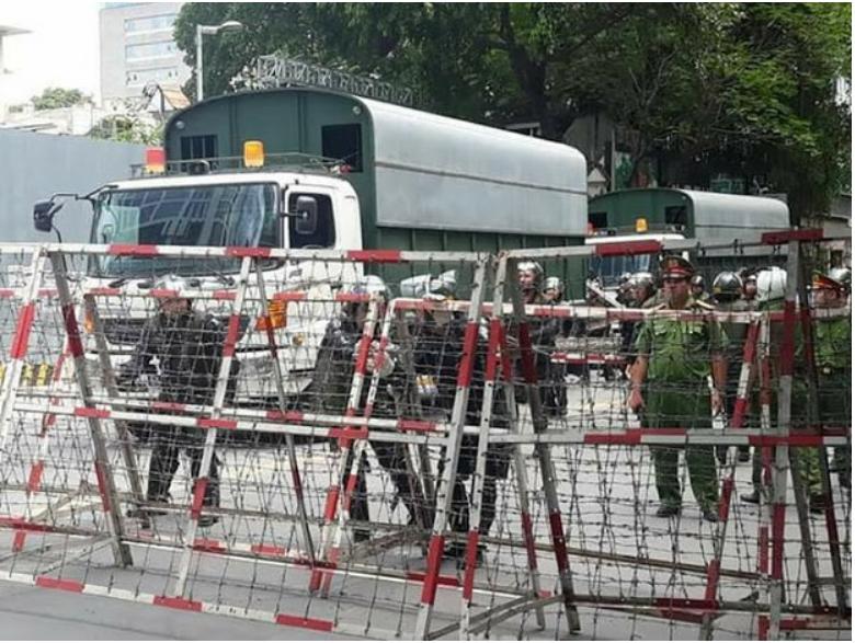 Ngày Quốc Kh1nh VC 2 tháng 9 2018. Nguồn RFA, FB Nguyễn Xuân Nghĩa.