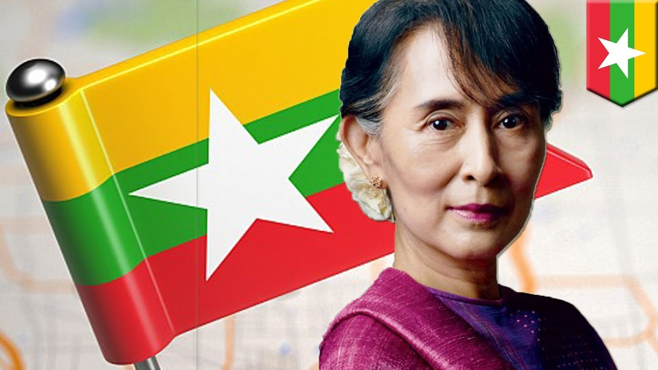 Bà Aung San Suu Kyi. Nguồn internet.