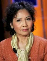 Nhà văn Dương Thu Hương. Nguồn internet.