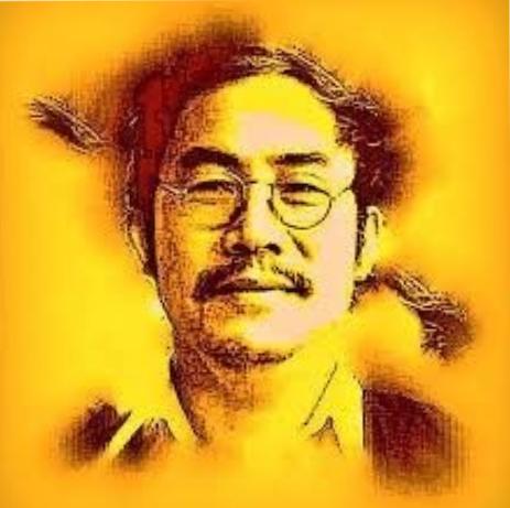 Nhà thơ Thái Bá Tân. Nguồn internet.