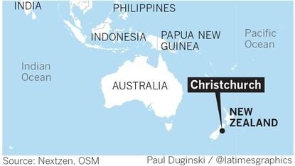 Christchurch (nguồn Internet)
