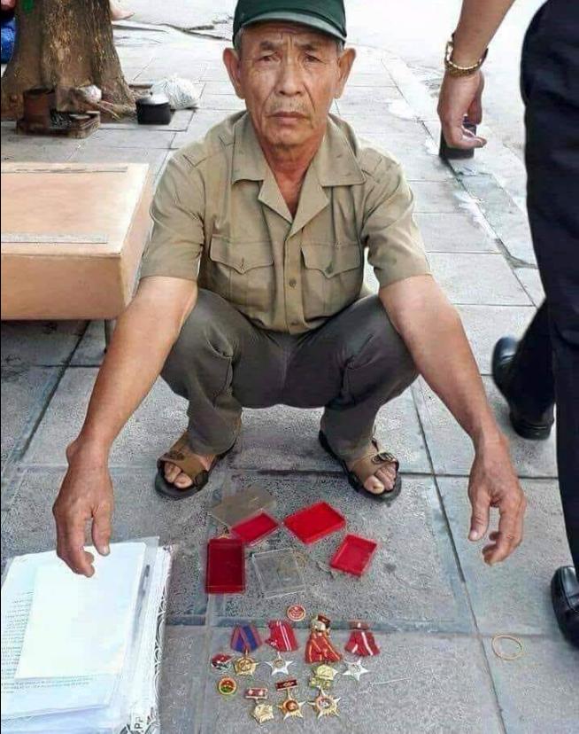 Đại tá Phan Huy. Nguồn: Nguyen Van Phong.