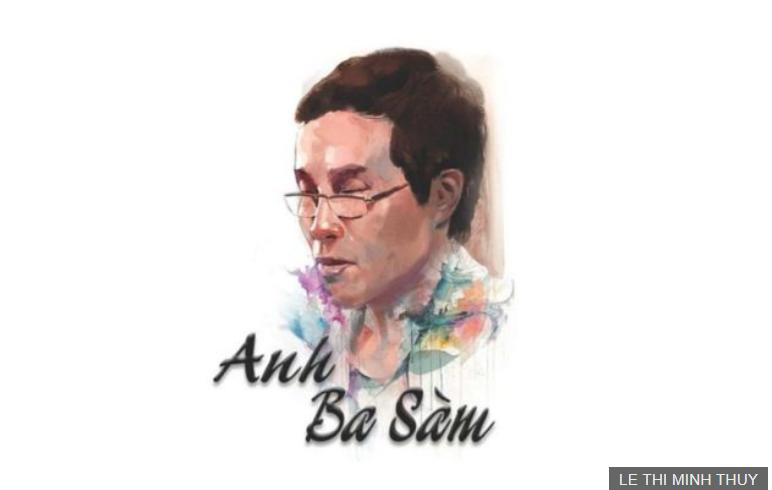 """Cựu thiếu tá công an, nhà báo độc lập, blogger nổi tiếng Nguyễn Hữu Vinh, còn gọi là Anh Ba Sàm, được trả tự do hôm 5/5 sau 5 năm tù giam với tội danh """"lợi dụng các quyền tự do dân chủ xâm phạm lợi ích hợp pháp của nhà nước, quyền, lợi ích hợp pháp của tổ chức, công dân""""."""
