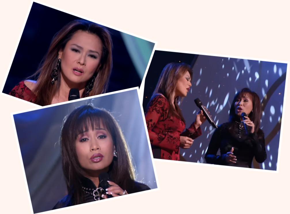 Nhạc phẩm Lòng Mẹ của cố nhạc sĩ Y Vân do Khánh Hà và Lưu Bích trình bầy. Nguồn internet.
