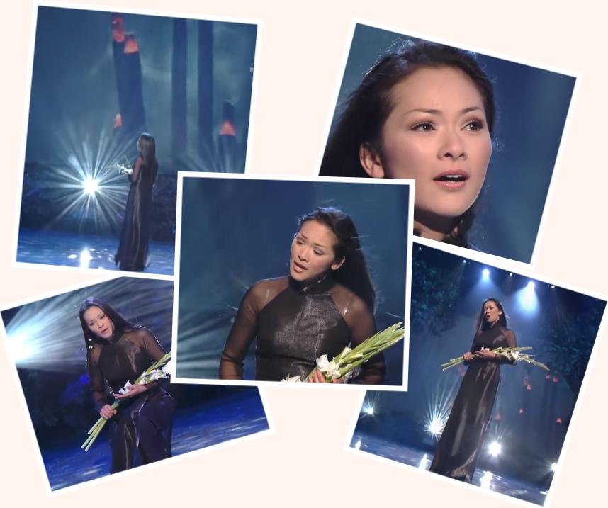 Thăm Mộ Mẹ. thơ Lê Duy Phương, nhạc sĩ Anh Bằng phổ nhạc, trình bầy ca sĩ Như Quỳnh. Nguồn YouTube.