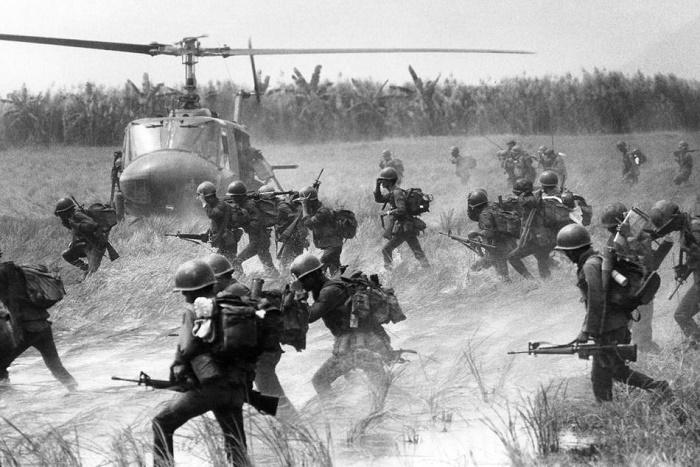 Hành quân An Lộc. Nguồn internet.