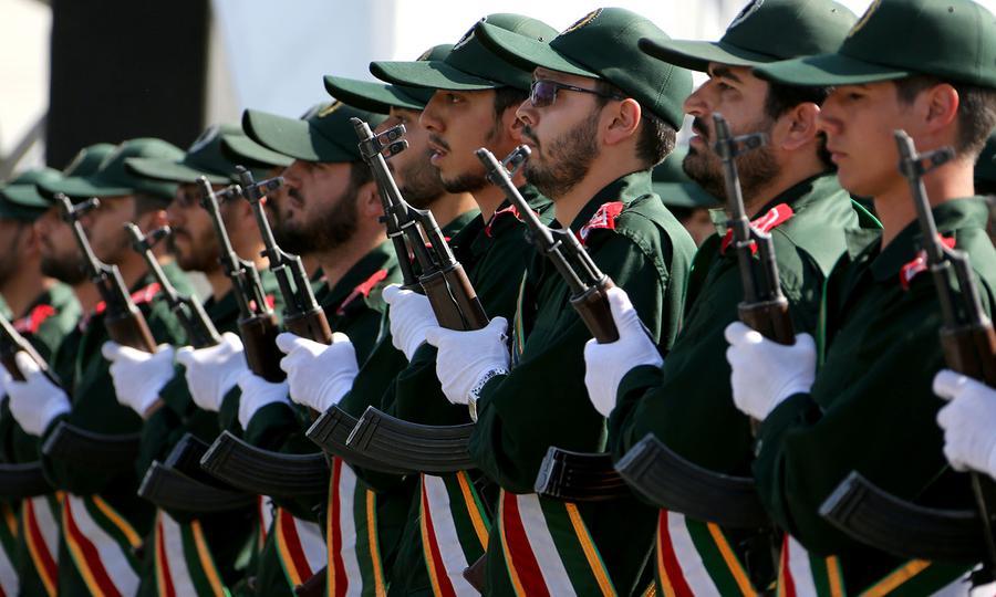 IRGC.. Nguồn nternet