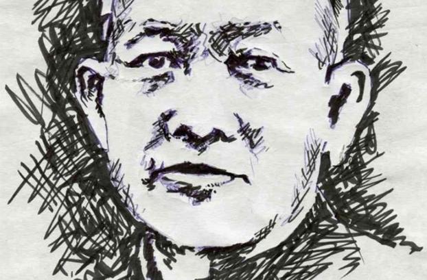 Nhà thơ Tản Đà. (Hình: Wikipedia)