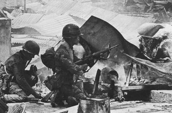 Người chiến sĩ VNCH trong ngày cuối cuộc chiến. Nguồn internet.