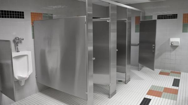 Nhà vệ sinh công cộng tại Hoa Kỳ. Nguồn internet.