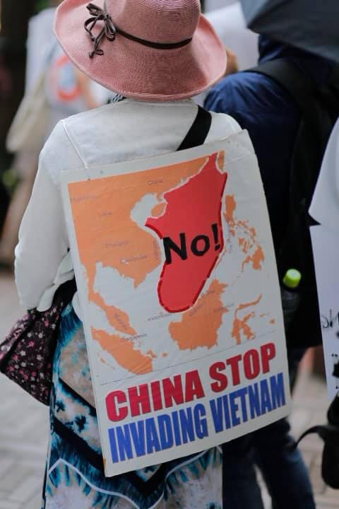 BT phản đối TQ xâm lấn hải phận VN-Tokyo-080319-17.jpg