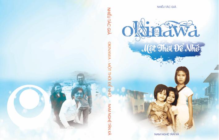 Bìa sách OKINAWA. Nguồn Nam Nghệ Tân Xã.