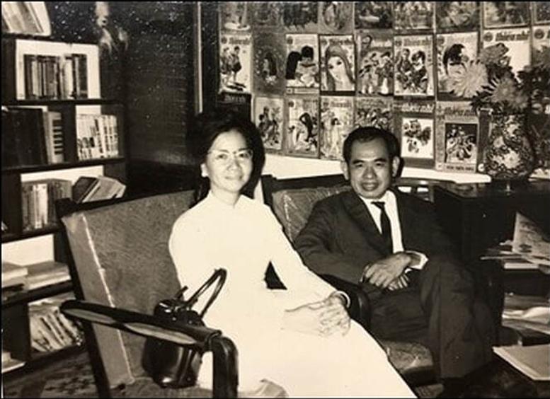 Ông bà Nguyễn Hùng Trương.