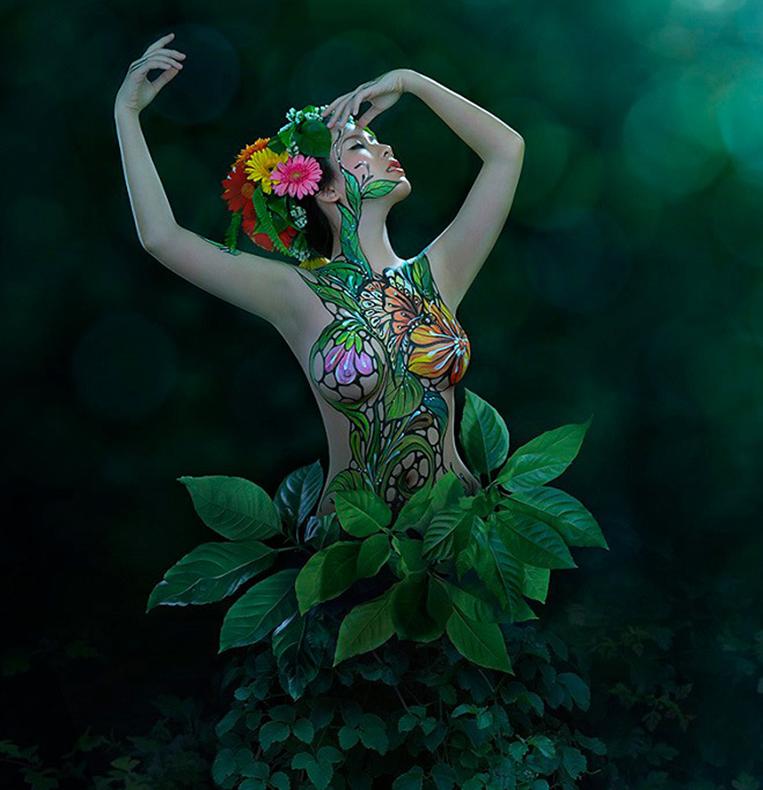 Những bức hình nghệ thuật đầy ma mị, cuốn hút của Hani Nguyễn.
