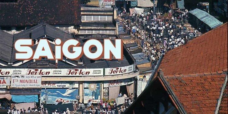 Một Thời Để Nhớ : 20 tấm ảnh màu đẹp và sắc nét nhất của đường phố Saigon trước 1975 -
