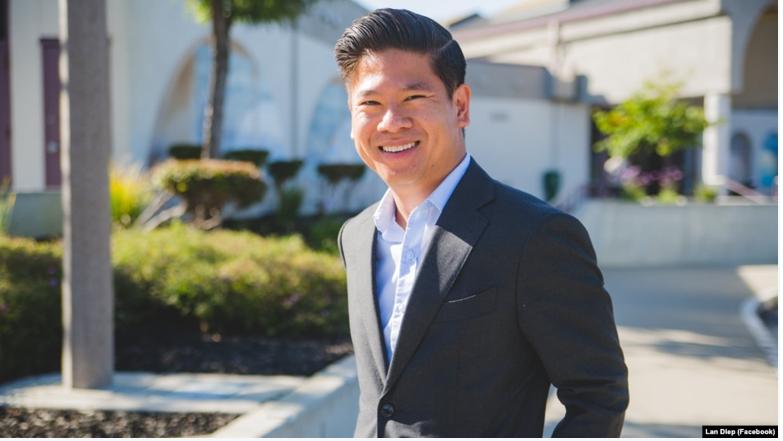 Cựu nghị viên Mỹ gốc Việt: 'Bốn năm làm việc khiến tôi ngưỡng mộ bất cứ ai ra tranh cử'