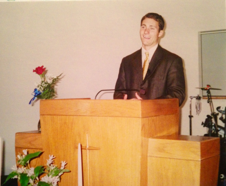 Benjamin, first sermon