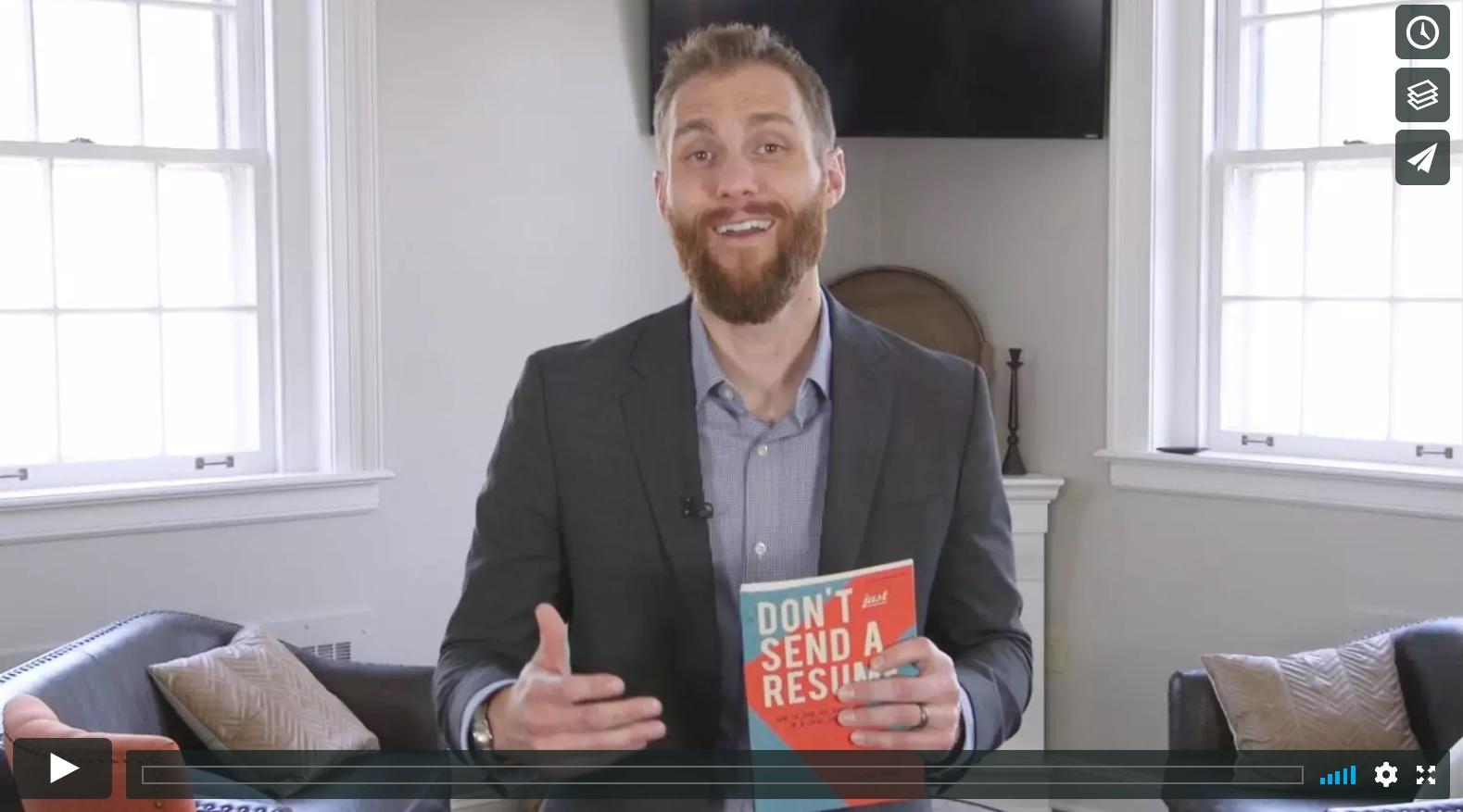 Kickstarter Video, Don't Just Send a Resume.jpg