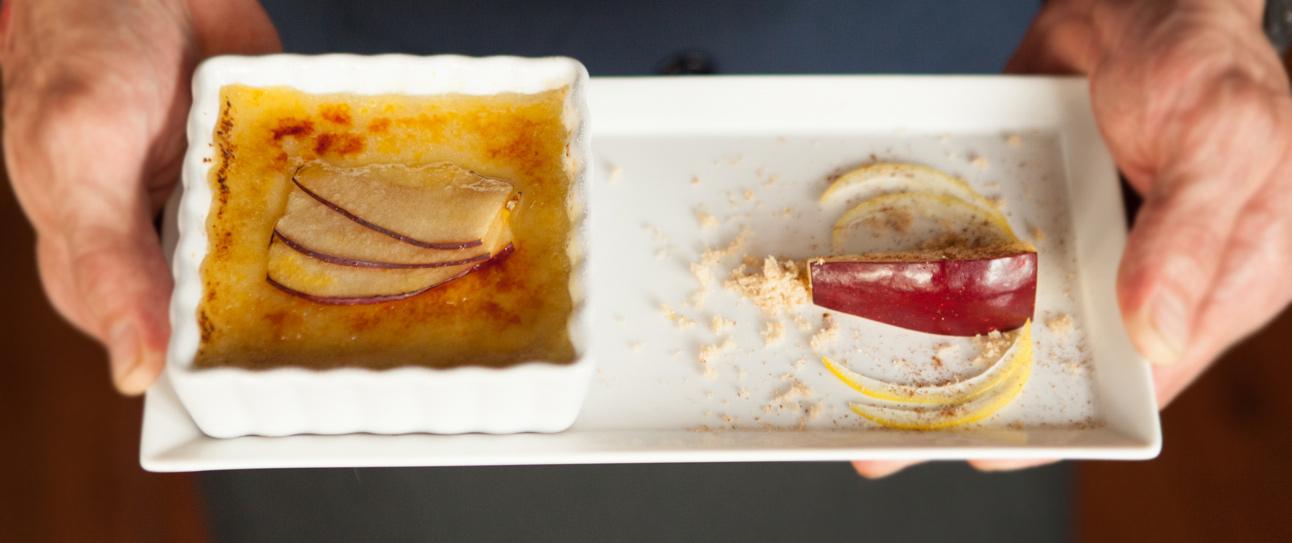 Moonshine Infused Desserts